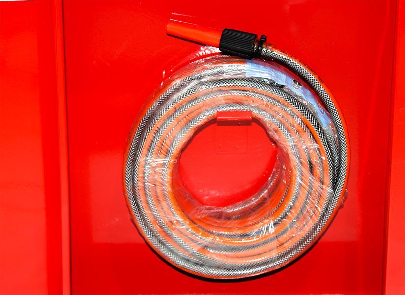 Πυροσβεστική Φωλιά με λάστιχο 20m -MIKΡΗ