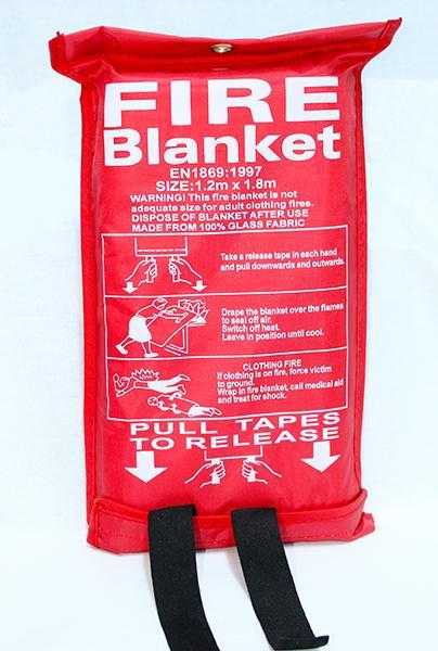 Πυράντοχη Κουβέρτα Πυροσβεστικού Σταθμού τύπου Α
