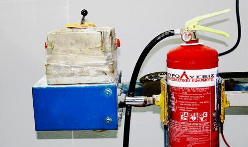 Συντήρηση Πυροσβεστικού Εξοπλισμού